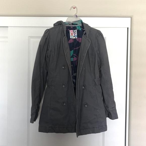 Roxy Jackets & Blazers - Vintage Roxy Coat